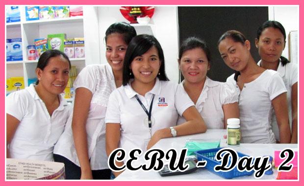 Cebu Day 2 - Training