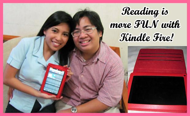 Lovin' my Kindle Fire!