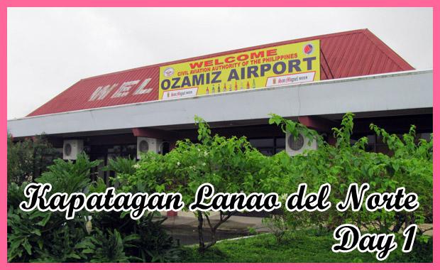 Kapatagan Lanao del Norte (Day 1)
