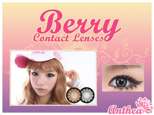 Berry Contact Lenses