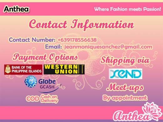 Anthea Contact Info