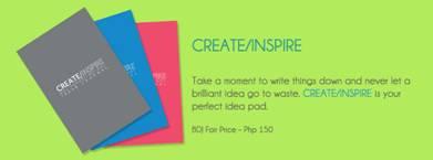 Create/Inspire