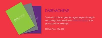 Dare/Achieve